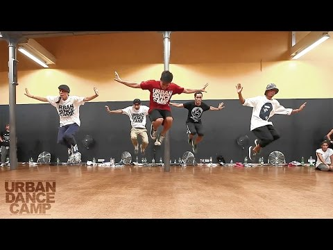 "Chris Martin :: ""Pompeii"" by Bastille (Choreography) :: Urban Dance Camp"