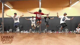 Pompeii - Bastille / Chris Martin Choreography ft Quick Crew, Keone & Mariel / URBAN DANCE CAMP