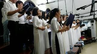 Đồng Xanh Thơ - Dàn hợp xướng trẻ Công giáo Hà Nội