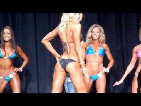 2013 NPC Northern Kentucky Open Bikini Class D  (Team Superior Fitness athlete Allyson Enrico)