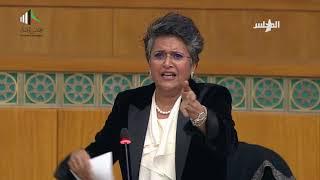 مداخلة النائب صفاء الهاشم - استجواب وزيرة الشؤون هند الصبيح | معارض للإستجواب 23-01-2018