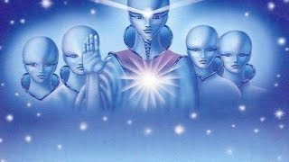 A session via guided visualization  A channeling of higher frequensy Part 1 27/2 2016