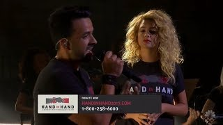 Download Lagu Tori Kelly & Luis Fonsi - Hallelujah | Hand In Hand Benefit 2017 Gratis STAFABAND