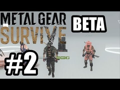 Metal Gear Survive Beta PS4 - #2 Greatest Baseball Game Of All Time!