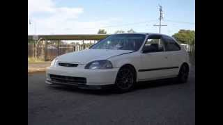 1996 civic hatchback EJ6