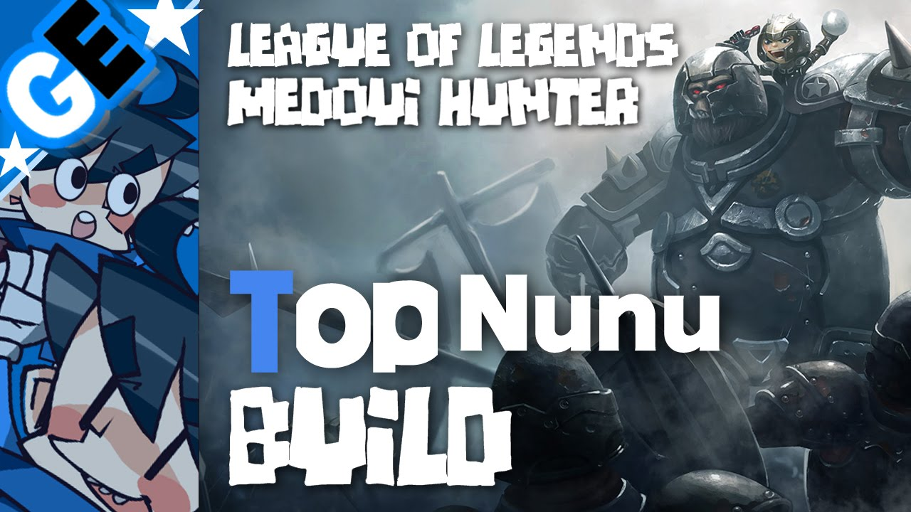 Nunu Build Guide
