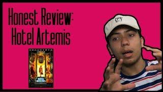 Honest Review: Hotel Artemis (2018) SPOILERS!
