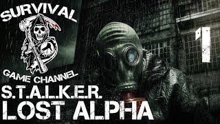 НАСТОЯЩИЙ СТАЛКЕР — S.T.A.L.K.E.R.: Lost Alpha прохождение [1080p] Часть 1