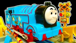 Thomas The Tank Dark Side Knock Off Toys Ep 12 Amazing TOMY Toy Train Set