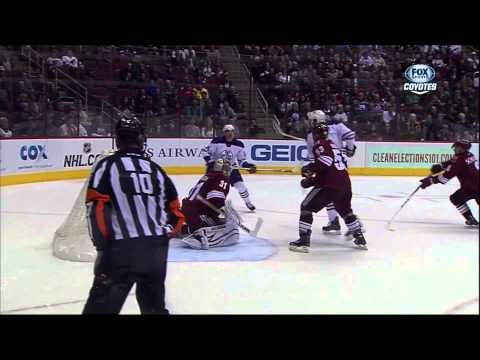Nail Yakupov OT goal 30 Jan 2013 Edmonton Oilers vs Phoenix Coyotes NHL Hockey 01/30/13