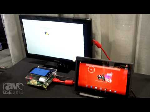 DSE 2015: Intrinsyc Showcases Snapdragon Development Kit, Content Creation