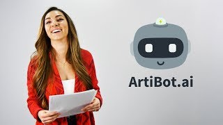 ArtiBot - Lead Capture Chat Bot for WordPress and other Websites