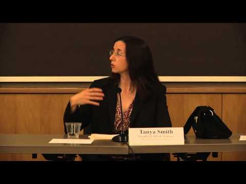 New Faculty Institute 2013 | Junior Faculty Panel | Office of Faculty Development & Diversity