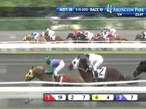 ARLINGTON PARK, 2010-05-15, Race 10