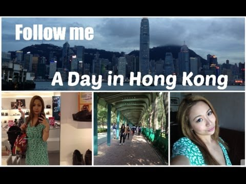 Follow me: A Day in HONG KONG  |  Vlog #2 ♡