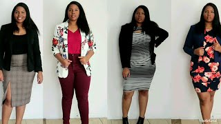 5 STYLISH & PROFESSIONAL OUTFITS FOR WORK