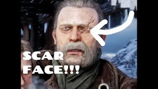 Red Dead Redemption 2 - One Eyed Micah Epilogue Ending