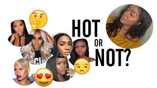 MY OPINION OF YOUR FAVOURITE BLACK BEAUTY BLOGGERS TAG / TOP 10