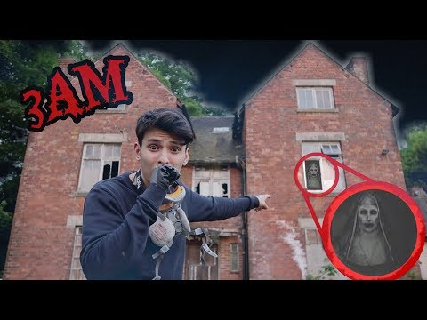 download lagu 3am Overnight Challenge In The Most Haunted House gratis