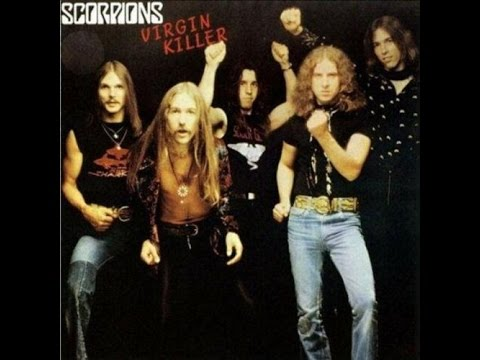 Scorpions - Virgin Killer (1976) - Full Album