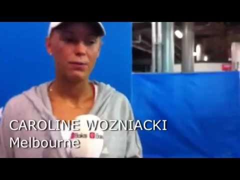 Caroline Wozniacki, Australian Open 2013