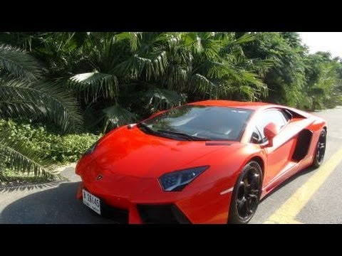 400th Video Special: Lamborghini Aventador LP700-4!!