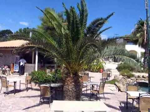 ostrov Zakynthos a FKK hotel Panorama