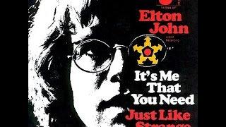 Watch Elton John Just Like Strange Rain video