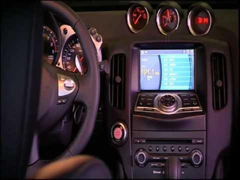 Nissan 370Z - интерьер, экстерьер, тест-драйв (расширенная версия)