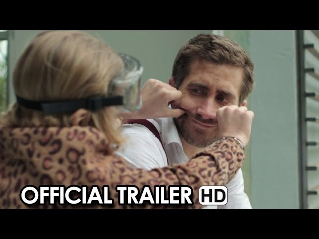 DEMOLITION ft. Jake Gyllenhaal Official Trailer (2016) HD