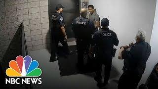 Police Beating Unarmed Man In Mesa, Arizona | NBC News