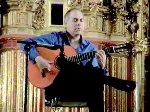 Spanish Guitar Aires Andaluces (bulerías)
