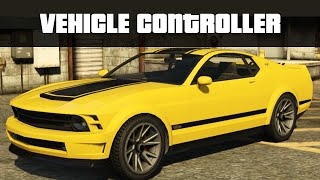 REALISTIC CAR CONTROLS | GTA 5 PC Mods