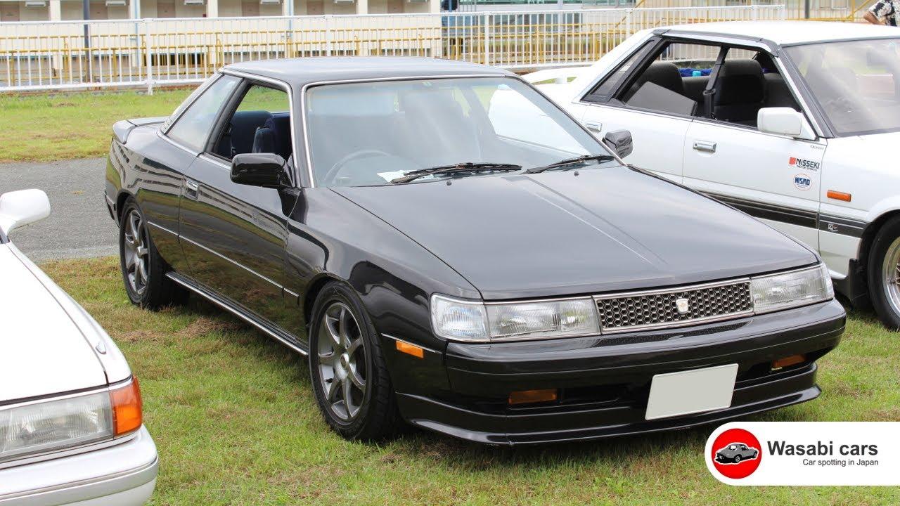 RARE A Sleek N Sexy 1989 Toyota Corona Coupe
