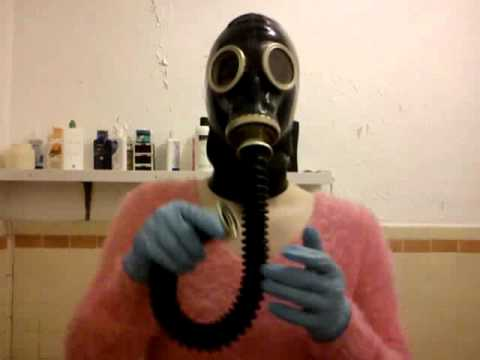 Fetish And Gas Mask