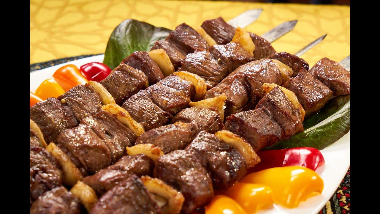 Ташкентский шашлычок с уксусом, 14-серия 15 шашлыков на майские | Сталик Ханкишиев НТВ Дачный ответ