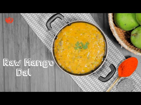 Instant Raw Mango Dal Recipe | Mamidikaya Pappu | Summer Special Recipe