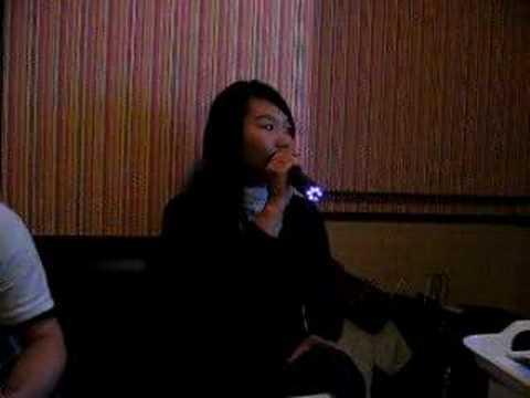 """At Karaoke: Singing """"Endless Story"""" By Ito Yuna"""