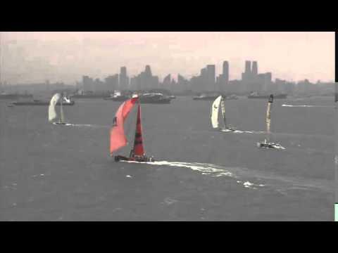 Singapore In Port Race clip6