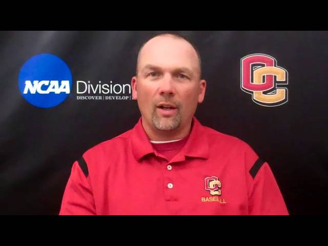 Oberlin College Baseball Report (5.1.13)