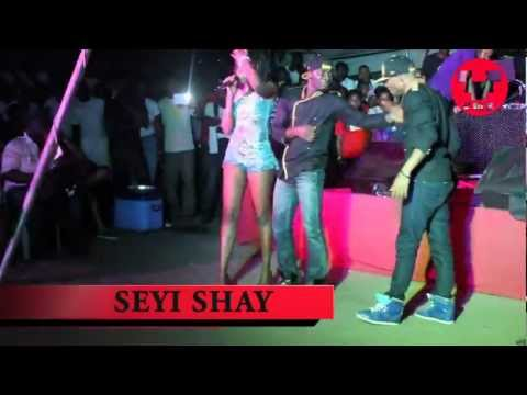 Seyi Shay (loving loving your way) Performing at Beat FM NYSC...