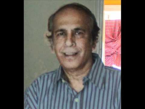 ZUBAN PE DARD BHARI DASTAN sung by V.S.Gopalakrishnan Ph.D.....