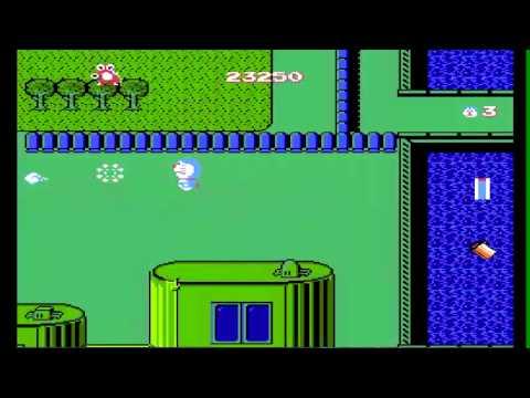 Doraemon (Famicom) - รีวิวเกมโดราเอมอนภาคแรกสุดคลาสสิค