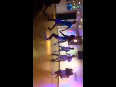 Karenas surprise dance