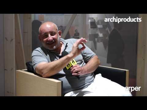 ARPER | Jean Marie Massaud | Archiproducts Design Selection - Salone del Mobile Milano 2015