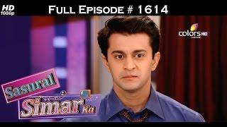 Sasural Simar Ka - 21st September 2016 - ससुराल सिमर का - Full Episode (HD)
