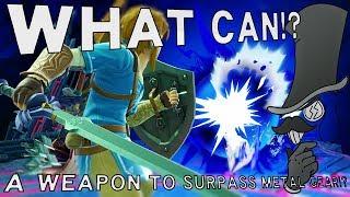 What can break Link's Hylian Shield..?