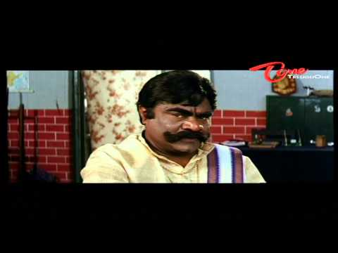 Telugu Comedy Scene Between Brahmanandam - Babu Mohan video