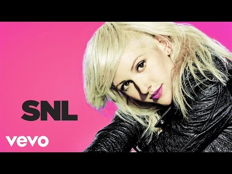 Ellie Goulding - Lights (live On Snl) video