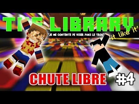 Chute Libre - Ep.4 - Fanta Et Bob Dans Minecraft video